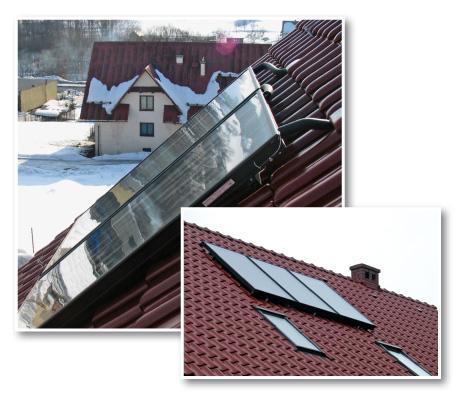 dotacje Ruszył program dotacyjny na kolektory słoneczne