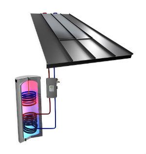 ruukki classic solar Gotowe systemy solarne Ruukki